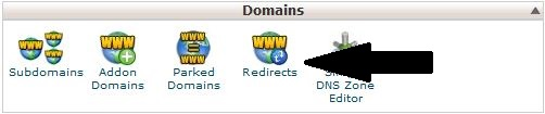 Domain Redirects